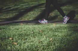 Skridttæller - 10000 skridt om dagen