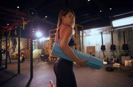 Træning og øvelser med stepbænk