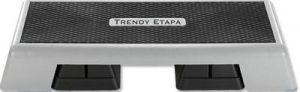 Trendy justerbar stepbænk til træning hjemme