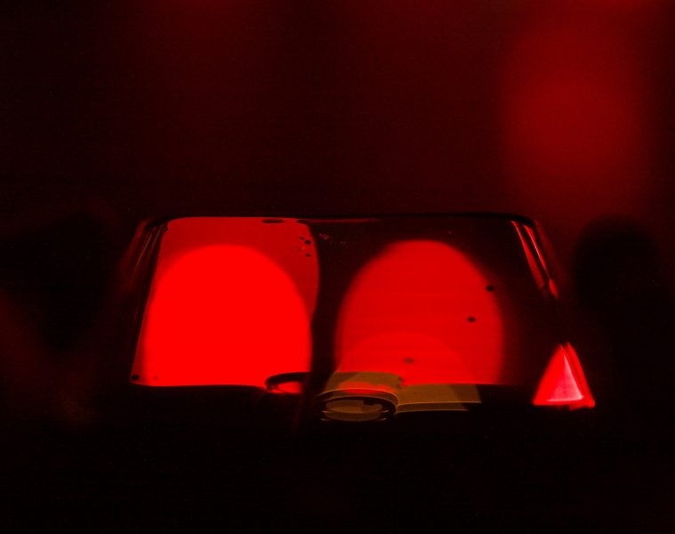 Rød lysterapi