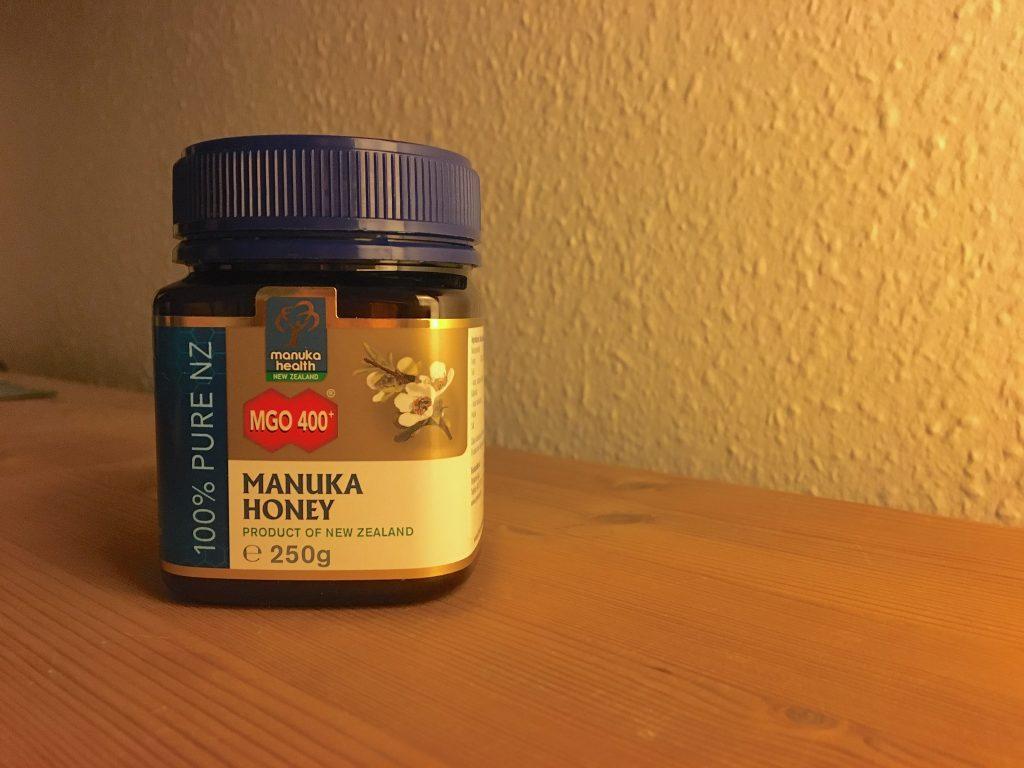 Manuka honning