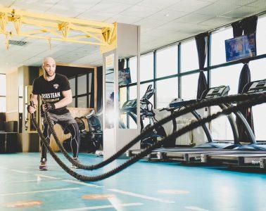 Battle rope træningsreb